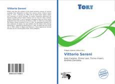 Portada del libro de Vittorio Sereni