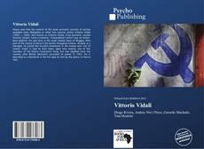 Vittorio Vidali kitap kapağı
