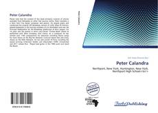 Bookcover of Peter Calandra