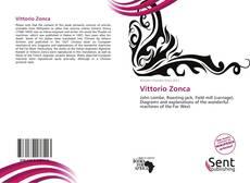 Buchcover von Vittorio Zonca