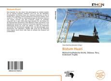 Bookcover of Bistum Huarí
