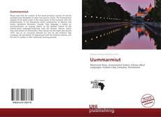 Borítókép a  Uummarmiut - hoz