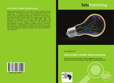 Bookcover of Ultraviolet–visible Spectroscopy