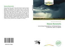 Обложка Neave Baronets