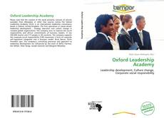 Bookcover of Oxford Leadership Academy