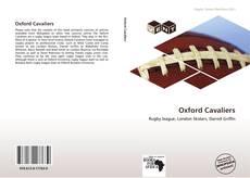 Capa do livro de Oxford Cavaliers