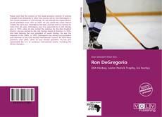 Buchcover von Ron DeGregorio