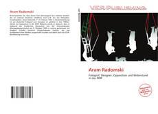 Bookcover of Aram Radomski