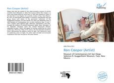 Ron Cooper (Artist)的封面
