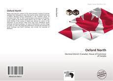 Capa do livro de Oxford North