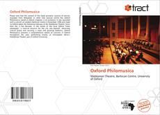 Обложка Oxford Philomusica