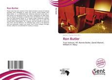 Copertina di Ron Butler