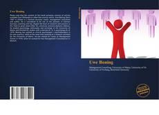 Uwe Boning kitap kapağı