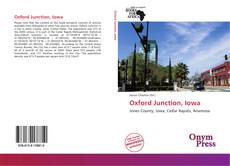 Bookcover of Oxford Junction, Iowa