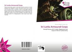 Couverture de Sri Lanka Armoured Corps