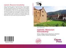 Portada del libro de Lipówki, Masovian Voivodeship