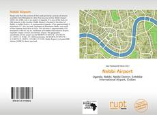 Bookcover of Nebbi Airport
