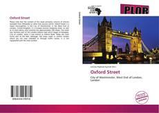 Capa do livro de Oxford Street