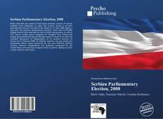 Capa do livro de Serbian Parliamentary Election, 2008
