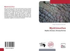 Обложка Mystriosuchus