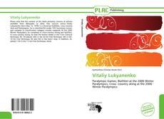 Vitaliy Lukyanenko kitap kapağı