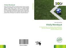 Vitaliy Mandzyuk kitap kapağı
