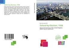 Capa do livro de Oxford by-Election, 1938
