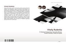 Vitaliy Rudenko kitap kapağı