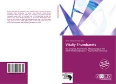 Vitaliy Shumbarets kitap kapağı
