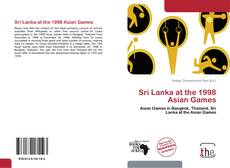 Capa do livro de Sri Lanka at the 1998 Asian Games