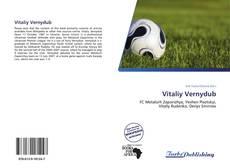 Vitaliy Vernydub kitap kapağı