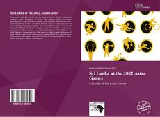 Capa do livro de Sri Lanka at the 2002 Asian Games