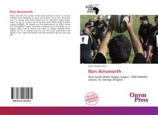Bookcover of Ron Ainsworth