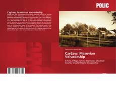 Capa do livro de Czyżew, Masovian Voivodeship