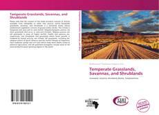 Couverture de Temperate Grasslands, Savannas, and Shrublands