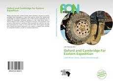 Oxford and Cambridge Far Eastern Expedition的封面