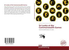 Buchcover von Sri Lanka at the Commonwealth Games