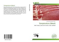 Couverture de Temperature (Meat)