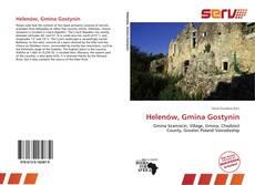 Bookcover of Helenów, Gmina Gostynin