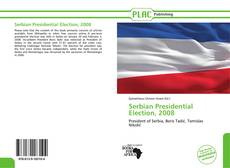 Serbian Presidential Election, 2008的封面