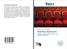 Portada del libro de Arantza Ezenarro