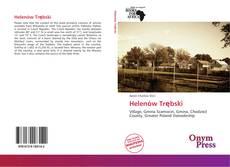 Capa do livro de Helenów Trębski
