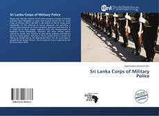 Bookcover of Sri Lanka Corps of Military Police
