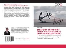 Portada del libro de Situación económica de las microempresas de la ciudad de Estelí