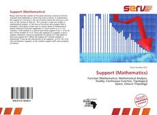 Bookcover of Support (Mathematics)