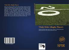 Bookcover of Vitaly Orlov (Rugby Player)