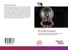 Bookcover of Sri Lanka Customs