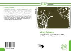 Vitaly Tulenev的封面