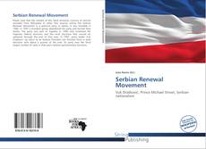 Bookcover of Serbian Renewal Movement