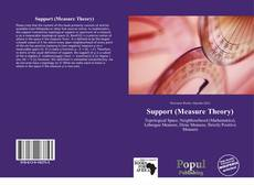 Bookcover of Support (Measure Theory)